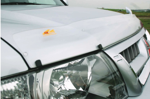 V60.70パジェロ用バグガード