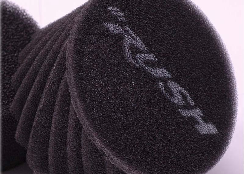 波型カットのエアクリーナー185サーフ
