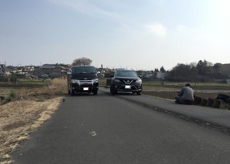 4WD・SUVパーツガイドの取材・撮影に行ってきました